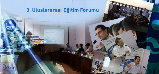 The third international divan educational forum hayrat for Divan international