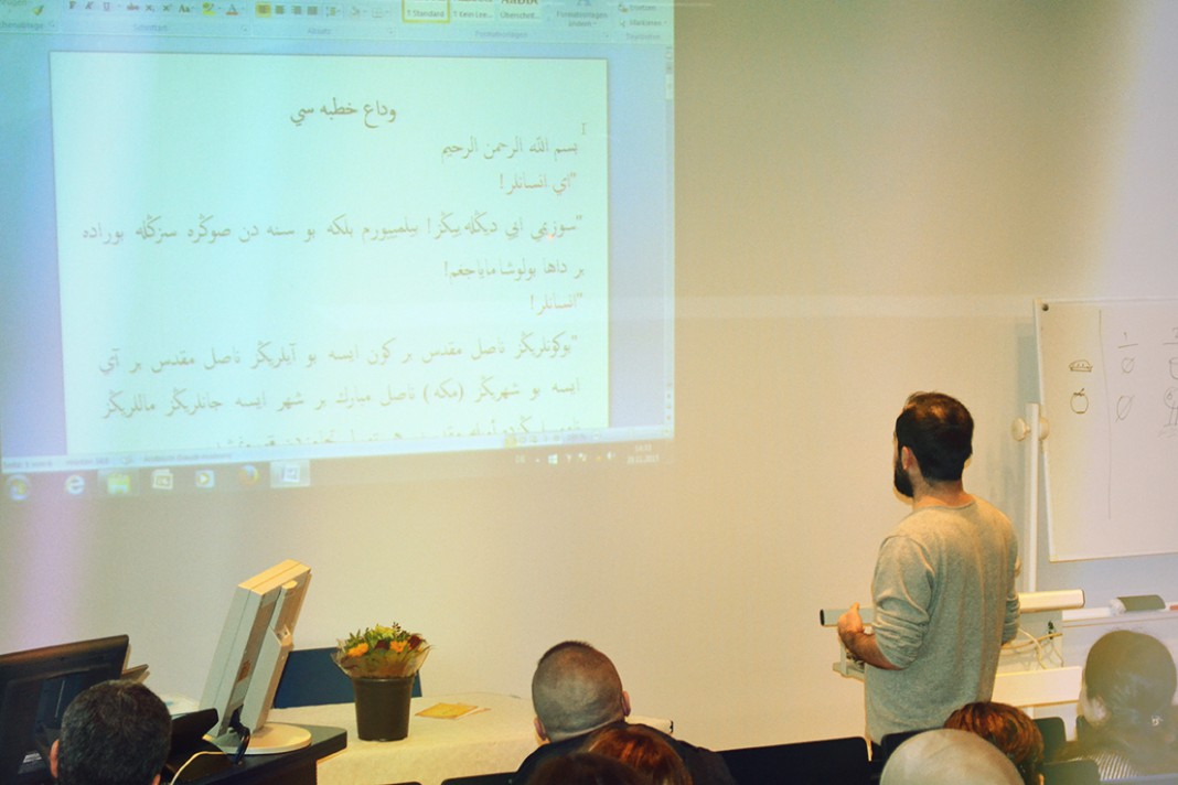 Almanya'da Osmanlı Türkçesi Kursları