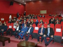 """Fatsa'da """"Osmanlıca"""" Konulu Bilgilendirme Toplantısı"""